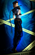 Resident evil jill valentine commission by lacewingedsaby-d738rlm