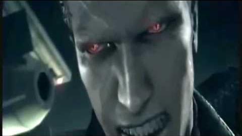 Resident Evil 5 Albert Wesker Tribute Animal I Have Become Biohazard HD