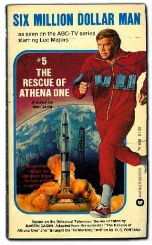 The Rescue Of Athena One Novel The Bionic Wiki Fandom