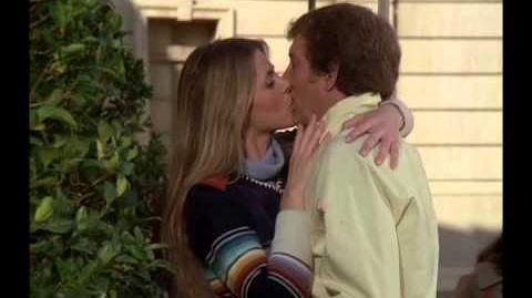 The Bionic Woman - Bionic Kissing