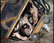 Jaime sanders crash