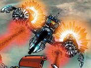 Comic Jetrax T6