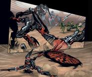 Comic Arena Match Gresh Skrall