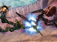 800px-Comic Arena Match of Gresh vs. Skrall