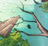Comic Swamp of Secrets