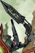 Comic Bone Hunter Fero