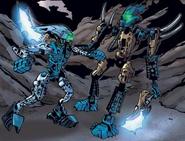 Comic Water Tribe Berix Tarix