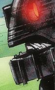 Matoran Mask of Biomechanics