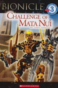 Challenge of Mata Nui