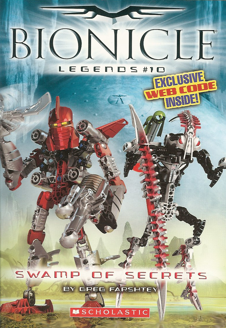 BIONICLE Legends 10: Swamp of Secrets