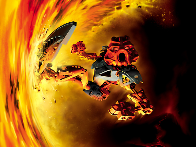 Toa of Fire