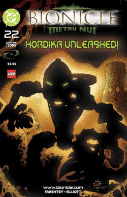 Comic 22: Monsters in the Dark