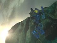CGI-Gali Scaling a Cliff