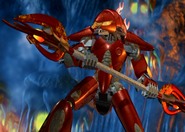 Turahk from BIONICLE Mask of Light