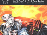 BIONICLE: Metru Nui - City of Legends Comic 1