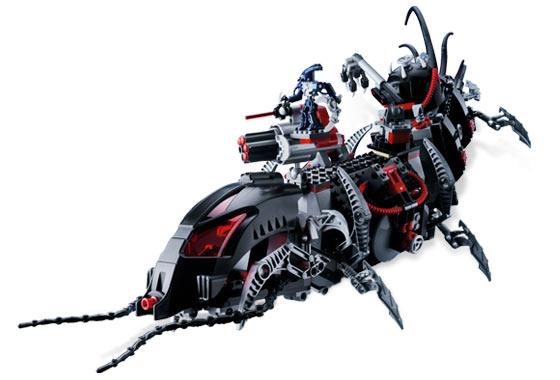 Toa Terrain Crawler