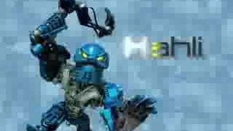 Bionicle hiros