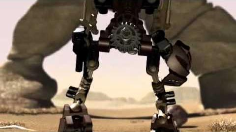 Bionicle Toa Pohatu