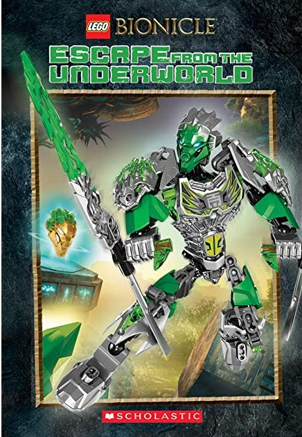 BIONICLE: Escape from the Underworld