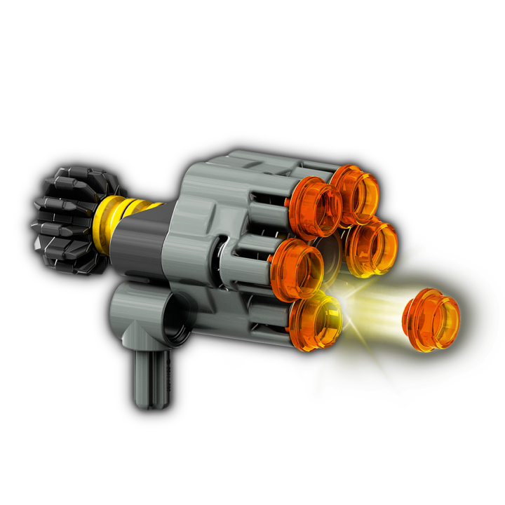 Elemental Blasters