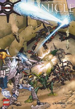 Comic 2: The Fall of Atero