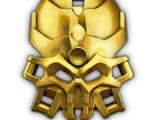 Golden Mask of the Skull Spiders