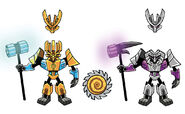 BIONICLE G2 - The Mask Makers (Concept Art)