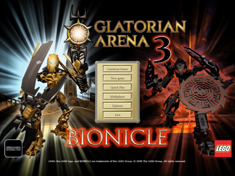 Glatorian Arena 3