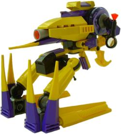 Hagah Plasma Cannon