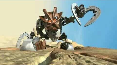Bionicle Pohatu Nuva