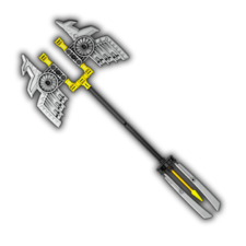 As the Elemental Trident