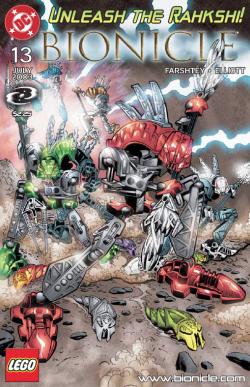 Comic 13: Rise of the Rahkshi!