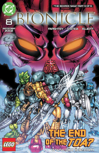 Comic 8: The End of the Toa?