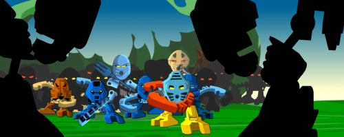 Battle of Ga-Koro (Bohrok War)