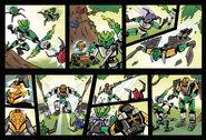 Comic of Jungle