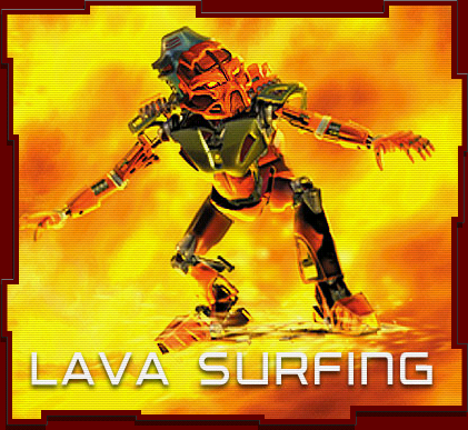 Lava Surfing (Game)