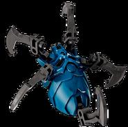 Sininen kallohämähäkki setti