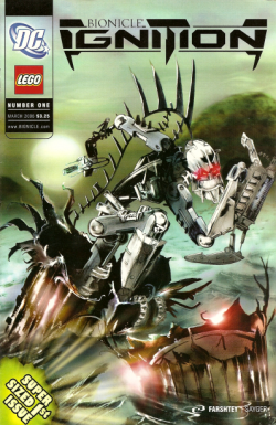 BIONICLE: Ignition