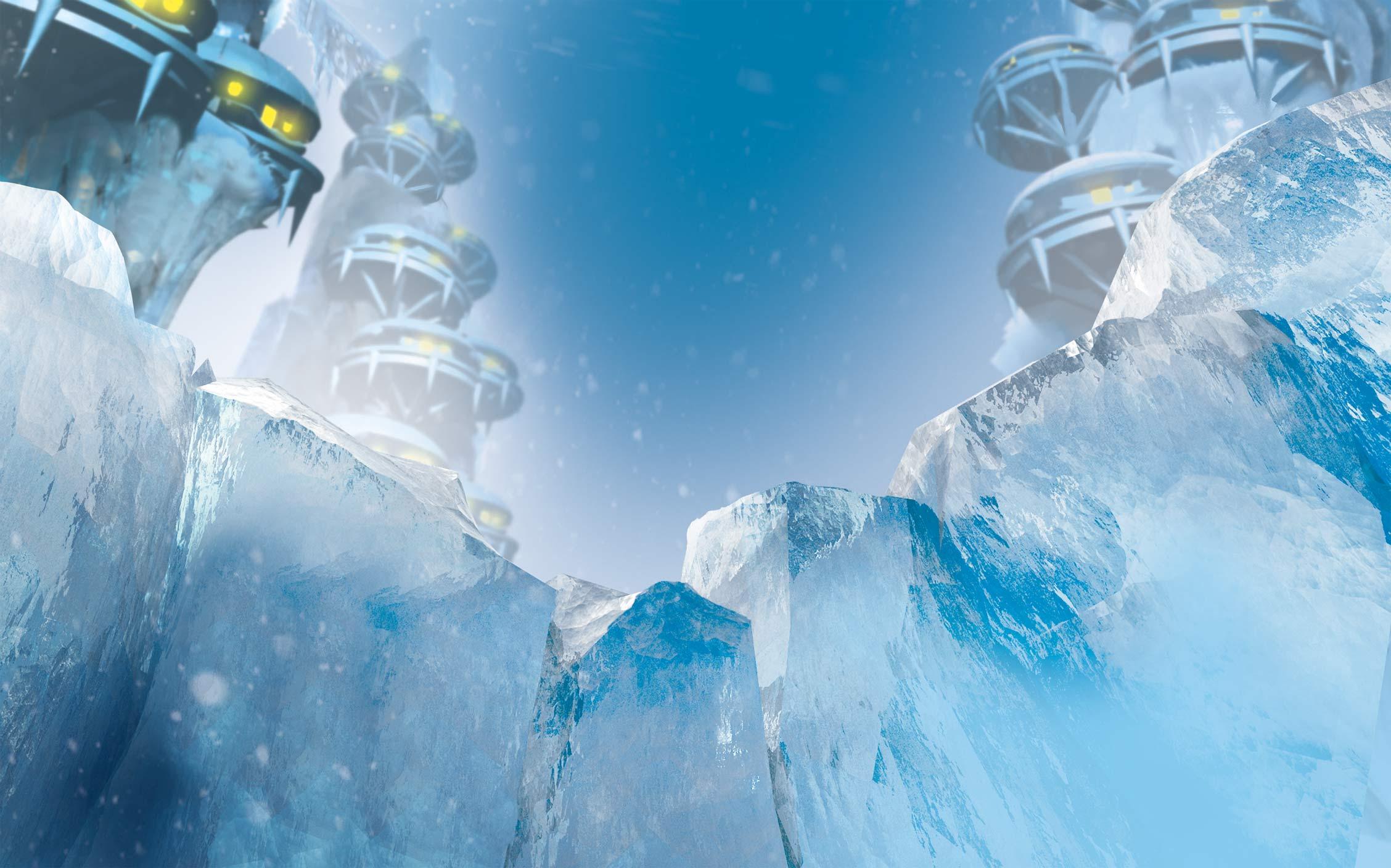 Region of Ice