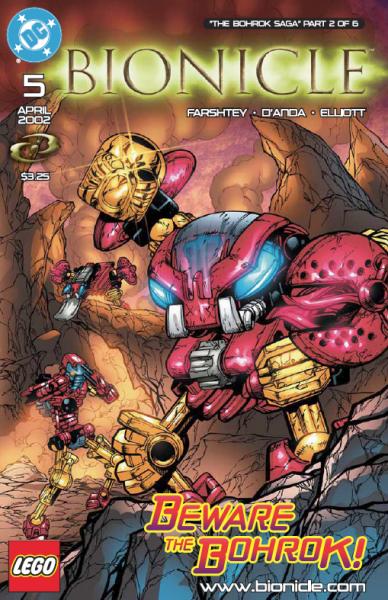 Comic 5: To Trap a Tahnok