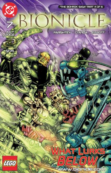 Comic 7: What Lurks Below