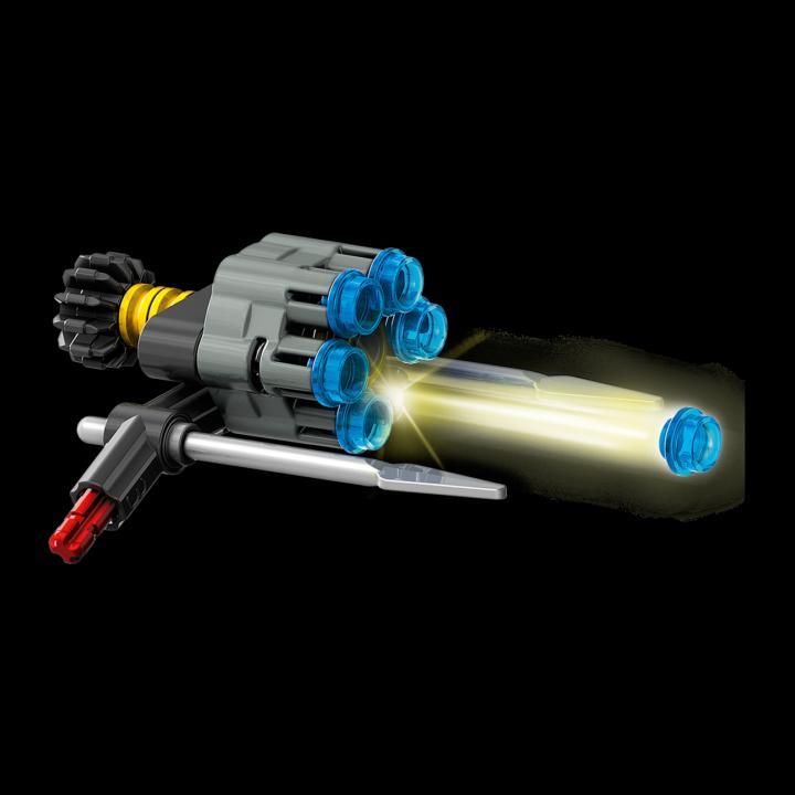 Elemental Torpedo Blaster