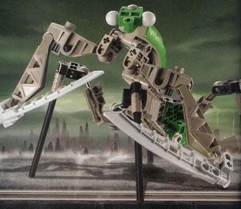 Metru Mantis