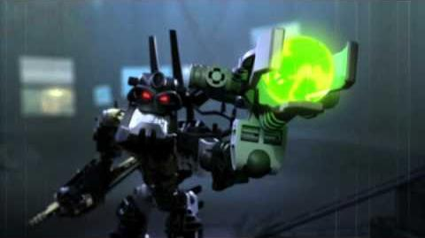 LEGO Bionicle Piraka