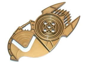 Rhotuka Launching Shield