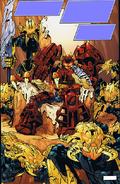 Hiekkaheimo sarjakuva