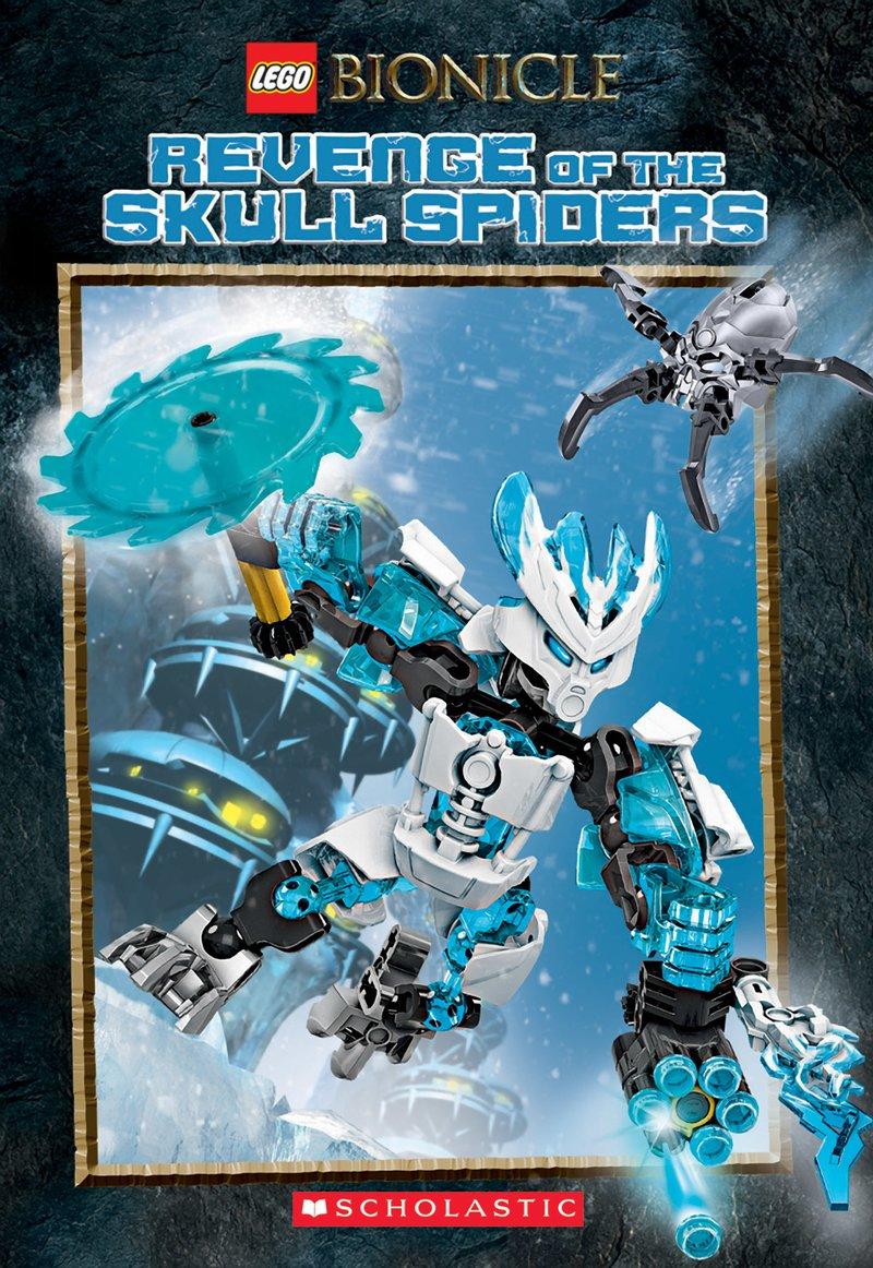 BIONICLE: Revenge of the Skull Spiders