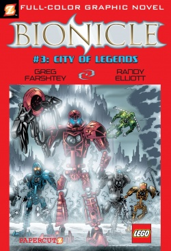 BIONICLE 3: City of Legends