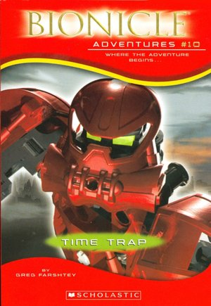 BIONICLE Adventures 10: Time Trap