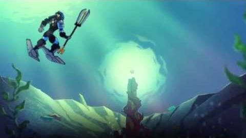 BIONICLE 2015 - GALI Master of Water